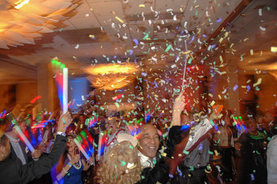 Party at Dancing New Year's Eve CT