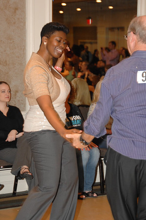 Shantrice Essilfie places 2nd at Swingin Into Spring 2014