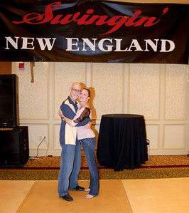Neal Klein and Willow Colson Wall at Swingin New England 2013