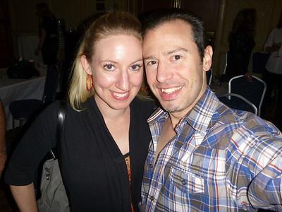 Erik and Anna at Swingin New England 2013