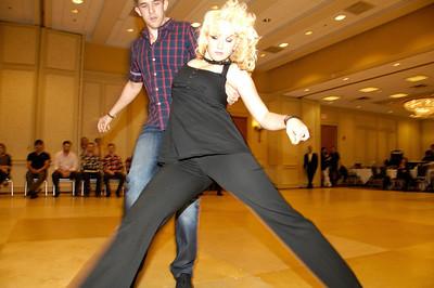 Champions Jack and Jill at Swingin New England 2013