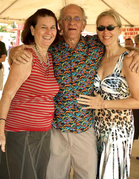 Joyce, Don and Karin