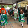 Clann Na Carra dancers at the 2013 Olcott Celtic Festival