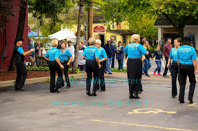 The Hot Country Liners at Lewiston Harvest Festival, September 22, 2012