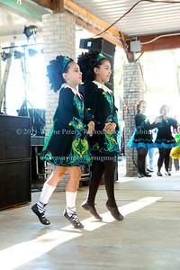 Rochez Academy of Irish Dance at the 2011 Olcott Celtic Festival