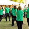 The Shannonside Ceili Dancers at the 2012 Olcott Celtic Festival