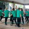 Shannonside Clei Dancers at the Niagara Celtic Festival, September 17, 2016 in Olcott, NY.