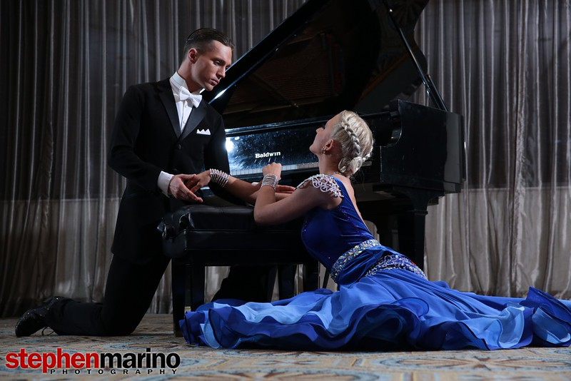 Roxanne with  Egor Photo session