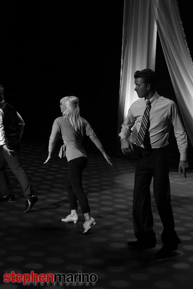 Rehearsal Act One B