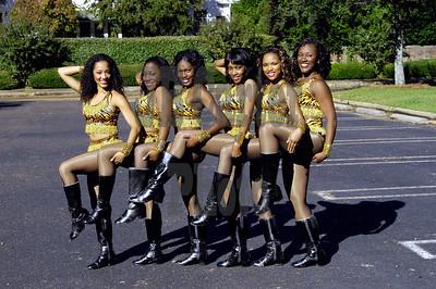 2008 Dance Teams