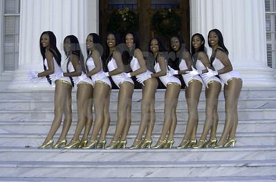 Alabama State University Stingettes 11/26/2009