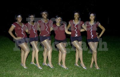 Istrouma High School Dancers. 10/09/2009