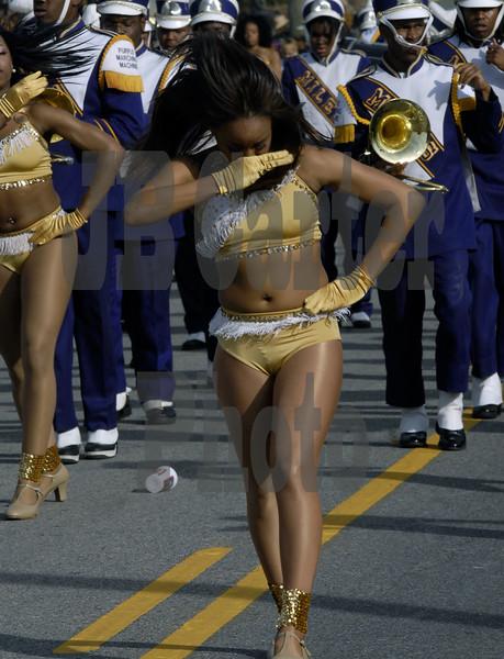 Miles College Dancers 03/07/2011