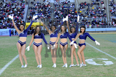Huntington High School Dancers 10/28/2012