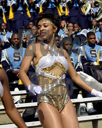 "Southern University ""Dancing Dolls"" 09/22/2012"