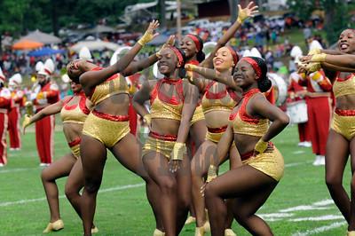 Tuskegee University Piperettes 09/06/2014