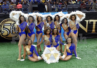 Southern University Dancing Dolls 11/26/2016