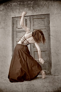 Boise dance portrait, Katie Ponozzo. By Mike Reid, All Outdoor Photography.