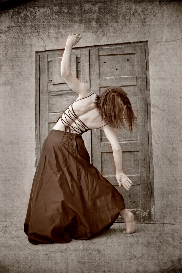 Boise dance portrait, Katie Ponozzo.<br /> By Mike Reid, All Outdoor Photography.