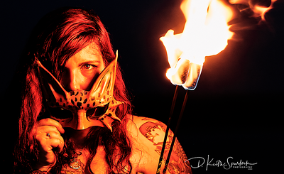 Jessica Fire Dancer 2019