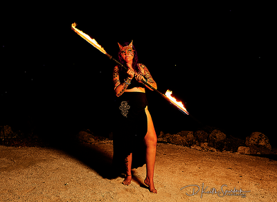 Jesiica Fire Dancer
