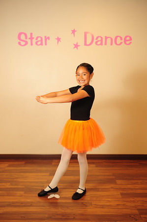 Star Dance 2015: 7-8 year olds