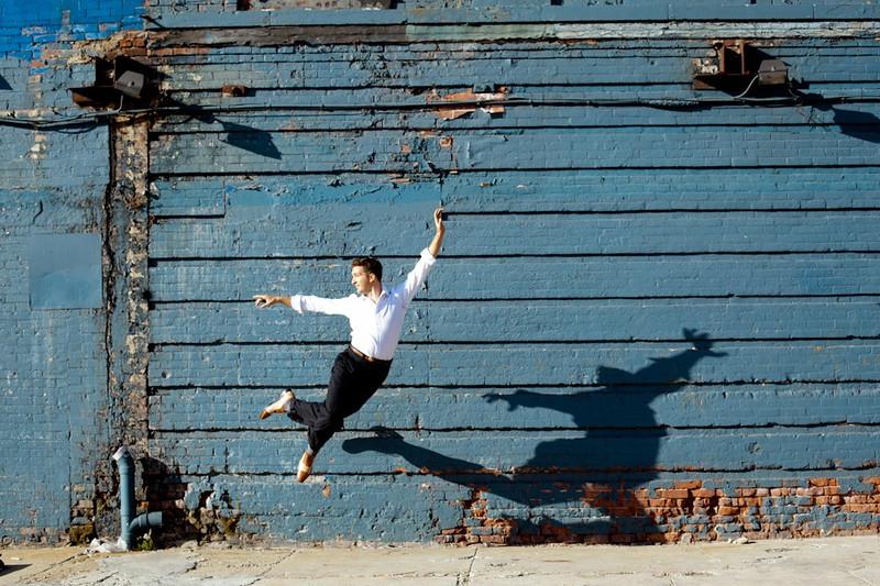 Adam Brozowski in NYC
