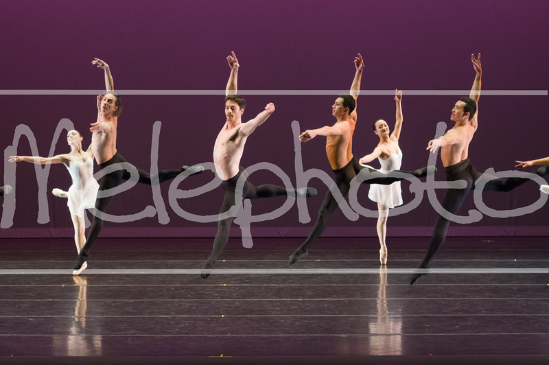 Dances and Divertissements