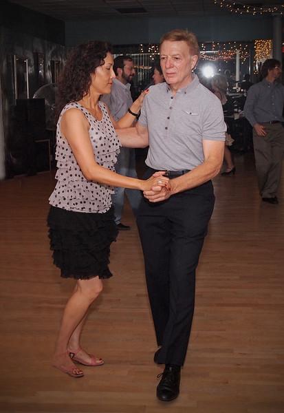 WCS Dancing at Avant Garde - 23 July 2011