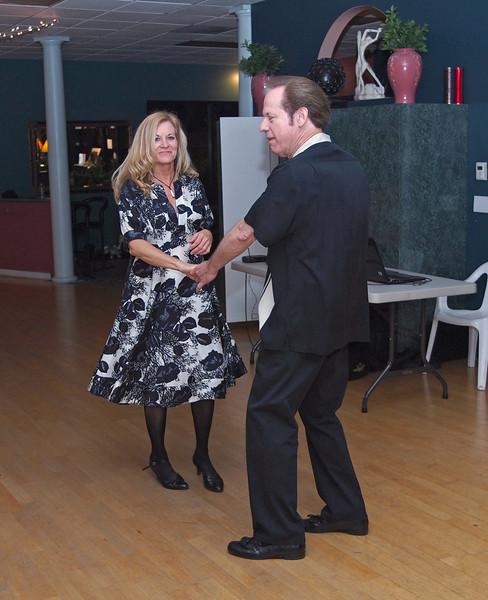 WCS Dancing at Avant Garde - 26 Mar 2011