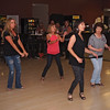 Dancing the Wobble at Bea Hive - 1 Oct 2011