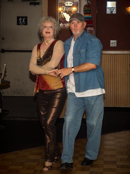 WCS Dancing at the Press Box - 29 Nov 2013