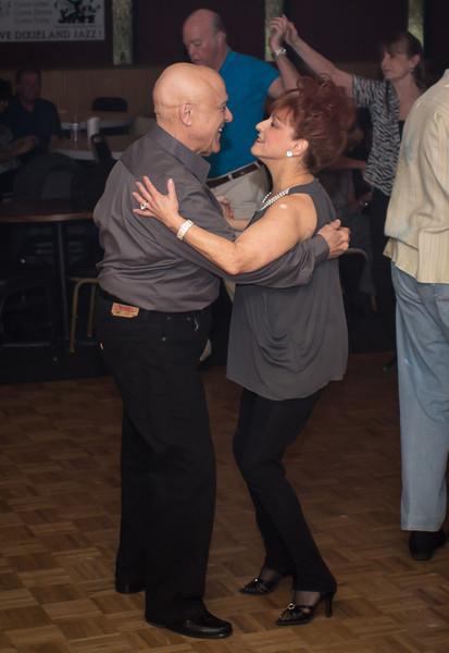 WCS Dancing at Press Box - 1 Mar 2013