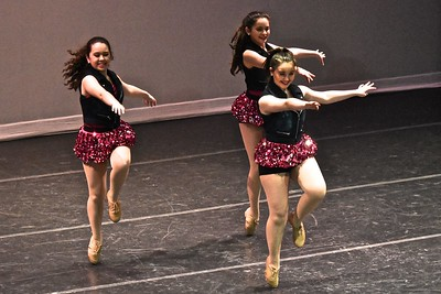 "Jose Quezada — For Times-Standard ""Pretty in Pink"" by the No Limits Dance Academy"