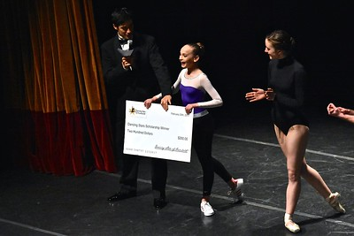Jose Quezada — For Times-Standard Hope Magee wins the 2017 Dancing Stars of Humboldt competition held Saturday night at the Arkley Center for Performing Arts.