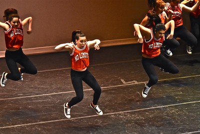 Jose Quezada — For Times-Standard No Limits Dance Academy performs Smash the Place, choreographed by Jenny Wright.