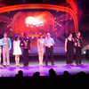 The 6 Finalists and their partners... Jason was there too!