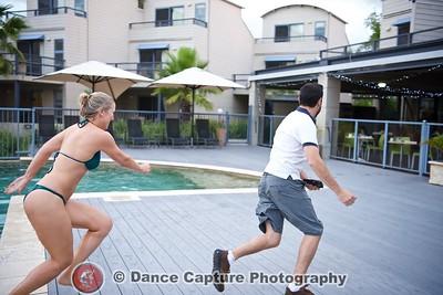 Dancing at the Bay Corrigans Cove Resort 31 March - 2 April 2017