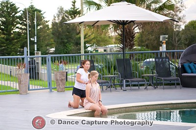 Dancing at the Bay Corrigans Cove Resort 31 March - 2 April 2017