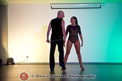 Geoff & Rebecca - Bachata