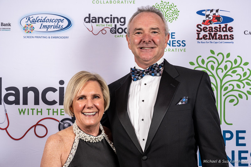 Leslie and Jim Botsford