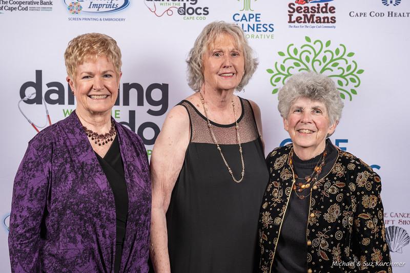 Diane Farry, Ann Shannon, Pat Dolan