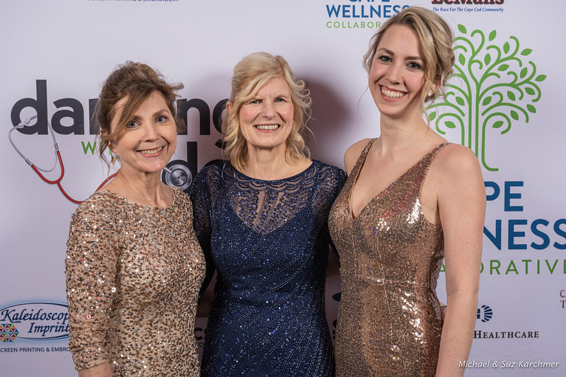 Marla Brooks,  Karen Harlow, Stephanie Harlow