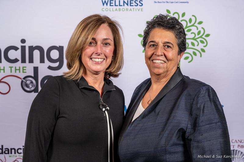 Jennifer and Carmel Gilberti