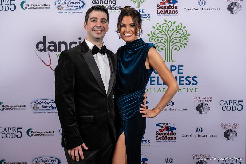 Mario and Liz Zacharatos