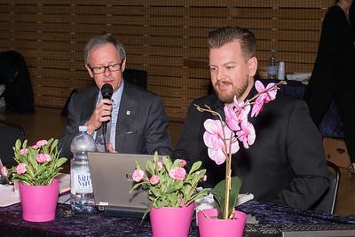 Hans Björkborg, Jesper Svennevid