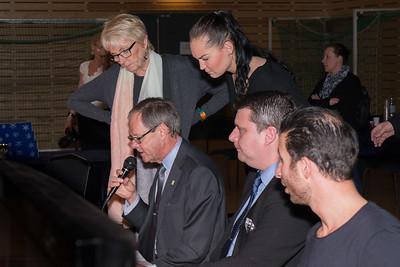 Gunilla Palmgren, Hans Björkborg, Mariella Lazar, Rickard Hallström