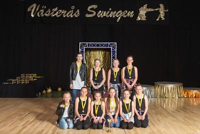 Formation Showgirls (MAR)