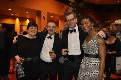 Jennifer Cozens, Mark Lamb, Greg Warren, Suze Francois 1