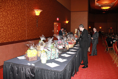 Silent Auction Table 3